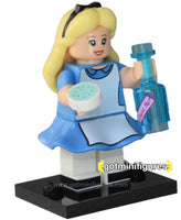 LEGO DISNEY - ALICE - (#7)  minifigure #71012