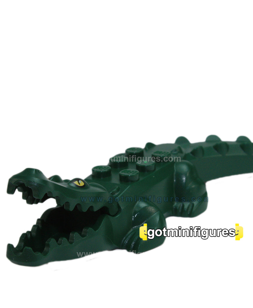 LEGO Dark Green ALLIGATOR
