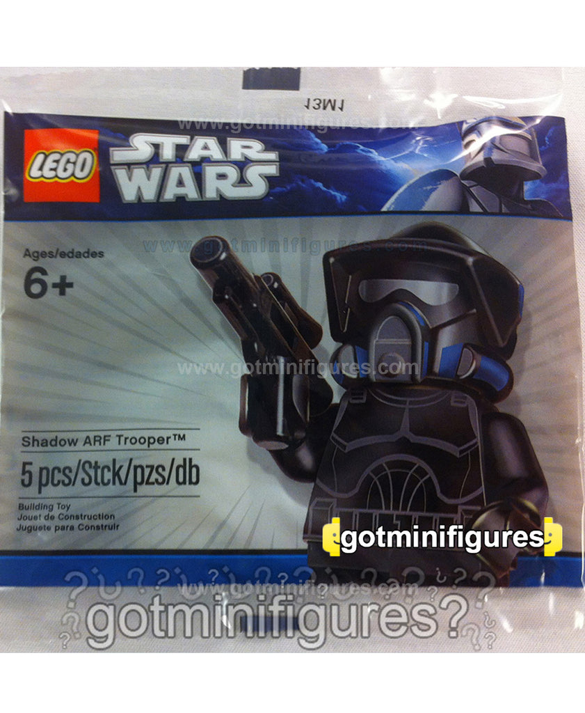 LEGO Star Wars SHADOW ARF TROOPER minifigure SEALED RARE polybag BRAND NEW