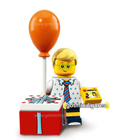 Series 18 LEGO BIRTHDAY PARTY BOY minifigure 71021