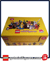 LEGO SERIES 16 - BOX OF 60 - minifigures (x60) #71013