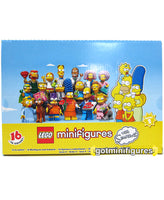 The SIMPSONS LEGO Series 2 - (60) - BOX/CASE sealed minifigures 71009