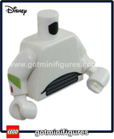 LEGO - TORSO (Spacesuit, White, Buzz Lightyear) for minifigure