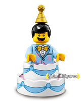 Series 18 LEGO CAKE GUY minifigure 71021