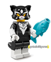 Series 18 LEGO CAT COSTUME GIRL minifigure 71021
