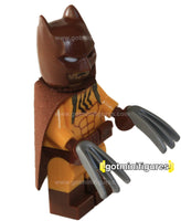 The Lego BATMAN Movie CATMAN minifigure #71017