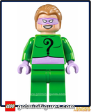 "LEGO DC Super Heroes THE RIDDLER ""Classic TV Series"" minifigure #76052"