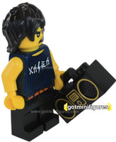 LEGO® The Ninjago Movie COLE CMF series minifigure 71019 BRAND NEW