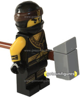 LEGO® The Ninjago Movie COLE  minifigure 70618