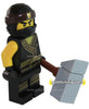 LEGO® The Ninjago Movie COLE  minifigure 70609