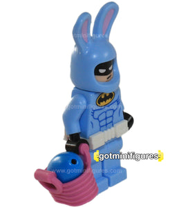 The Lego BATMAN Movie EASTER BUNNY Batman minifigure TRU #5004939