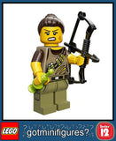 LEGO SERIES 12 DINO TRACKER minifigure #71007