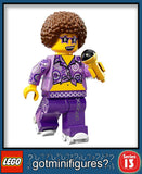 LEGO SERIES 13 DISCO DIVA minifigure #71008