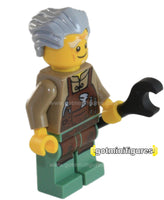 LEGO® The Ninjago Movie ED WALKER minifigure 70614