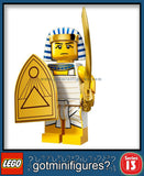 LEGO SERIES 13 EGYPTIAN WARRIOR minifigure #71008