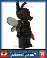 LEGO SERIES 14 - FLY MONSTER - Monsters minifigure #71010