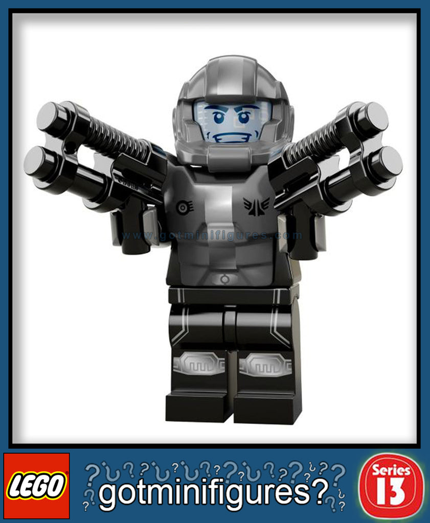 LEGO SERIES 13 GALAXY TROOPER minifigure #71008