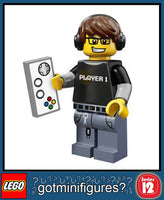LEGO SERIES 12 VIDEO GAME GUY minifigure #71007