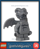 LEGO SERIES 14 - GARGOYLE - Monsters minifigure #71010