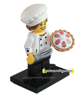 Series 17 LEGO GOURMET CHEF minifigure 71018