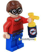 The Lego BATMAN Movie DICK GRAYSON minifigure #71017