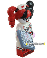 The Lego BATMAN Movie NURSE HARLEY QUINN minifigure #71017