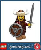 LEGO SERIES 12 HUN WARRIOR minifigure #71007