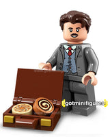 LEGO Harry Potter Fantastic Beasts JACOB KOWALSKI minifigure #71022