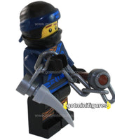 LEGO® The Ninjago Movie JAY  minifigure 70618 70620 BRAND NEW