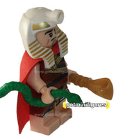 The Lego BATMAN Movie KING TUT minifigure #71017