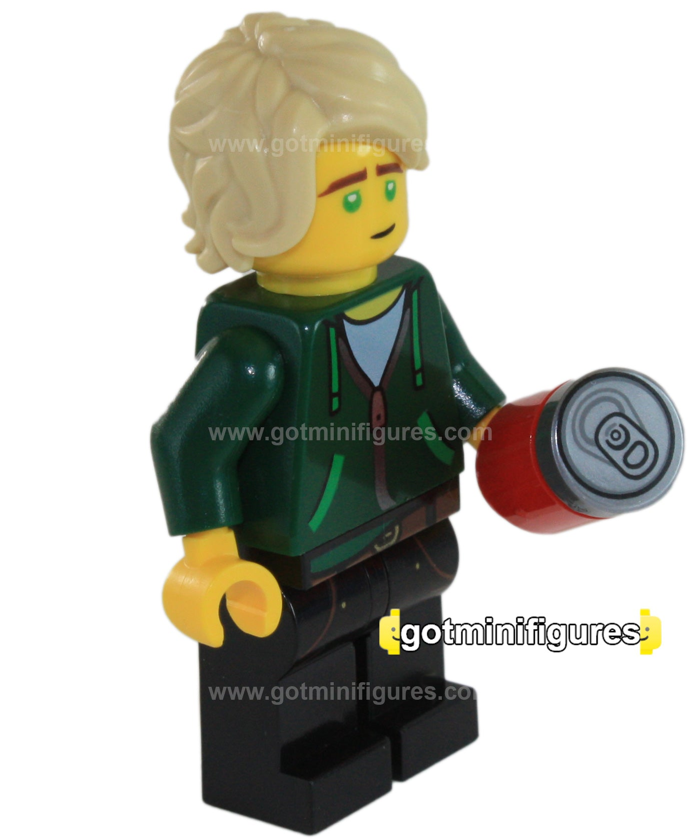 Lego The Ninjago Movie Lloyd Garmadon Highschool Hoodie Outfit