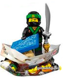 LEGO® The Ninjago Movie LLOYD CMF series minifigure 71019 BRAND NEW