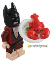 The Lego BATMAN Movie LOBSTER-LOVIN' minifigure #71017