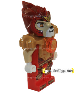 LEGO Chima FIRE CHI heavy armour minifigure 70144