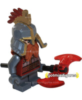 LEGO The Hobbit DAIN IRONFOOT minifigure 79017