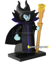 LEGO DISNEY - MALEFICENT - (#7)  minifigure #71012