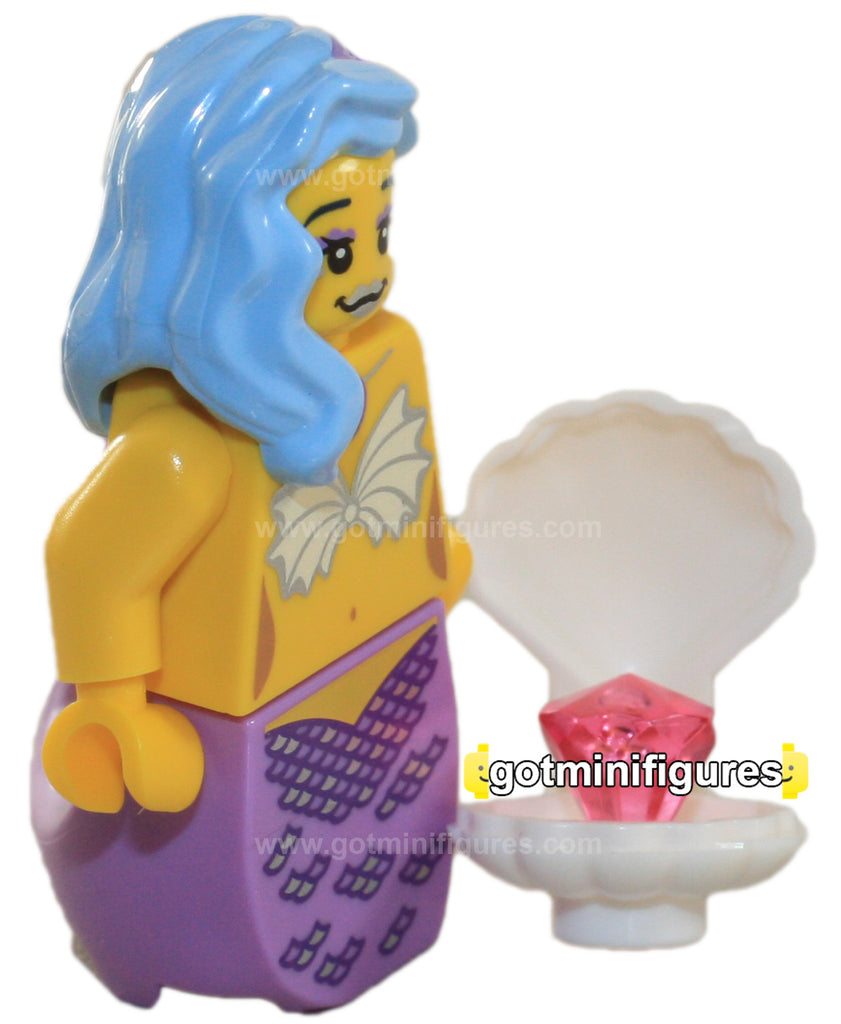The LEGO MOVIE Series - MARSHA QUEEN OF THE MERMAIDS- minifigure  NEW 71004