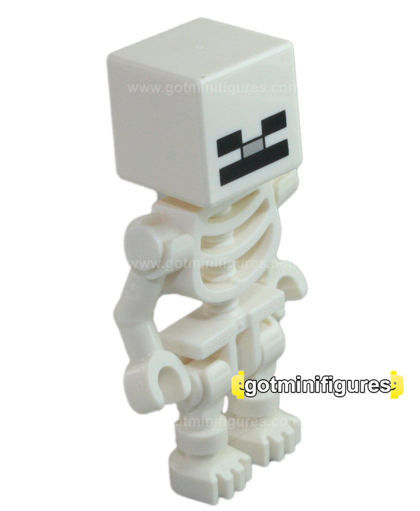 LEGO MINECRAFT - SKELETON minifigure 21118