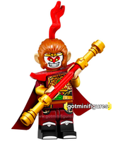 Series 19 LEGO MONKEY KING minifigure #71025