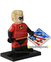 LEGO DISNEY - MR INCREDIBLE - (#13)  minifigure #71012