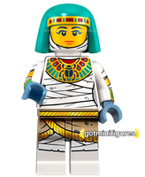 Series 19 LEGO MUMMY QUEEN minifigure #71025