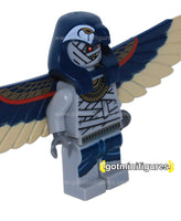 LEGO PHARAOH'S QUEST FLYING MUMMY minifigure 7327