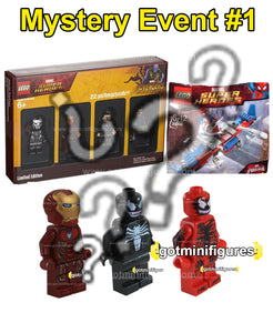 LEGO MYSTERY Spot Event #1 [Super Heroes]