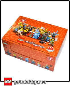 LEGO SERIES 15 - BOX OF 60 - minifigures (x60) #71011