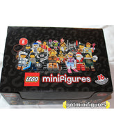 Series 8 LEGO COMPLETE BOX of 60 minifigures Sealed