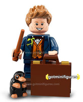 LEGO Harry Potter Fantastic Beasts NEWT SCAMANDER minifigure #71022