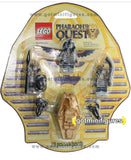 LEGO PHARAOH'S QUEST BATTLE PACK 3 minifigures mummy sealed set 853176 BRAND NEW