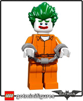 The Lego BATMAN Movie ARKHAM ASYLUM JOKER minifigure #71017