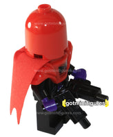 The Lego BATMAN Movie RED HOOD minifigure #71017