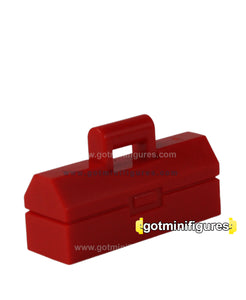 LEGO  TOOL BOX - piece Racing, ferrari utensil for minifigure